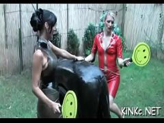 Adult hub video category fisting (306 sec). Villein wrapped up and smothered.