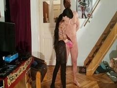 Super video link category bdsm (540 sec). Sexy slim domina cock play amp_ tease in latex gloves pt1 HD.