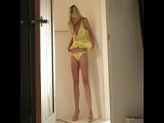 Download movie category teen (276 sec). Lia039_s yellow lingerie.