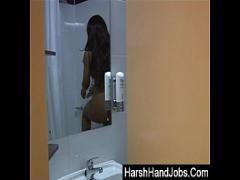 Watch sensual video category black_woman (321 sec). Black girl hurts a cock.