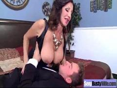 Super video category big_tits (360 sec). Mature Wife With Round Big Tits Love Sex On Tape (tara holiday) movie-26.